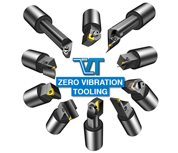 Vibration Damped Tools